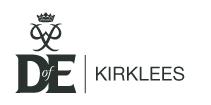 D of E Kirklees logo